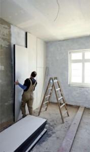 Termoizolarea pereților interiori cu panouri compozite